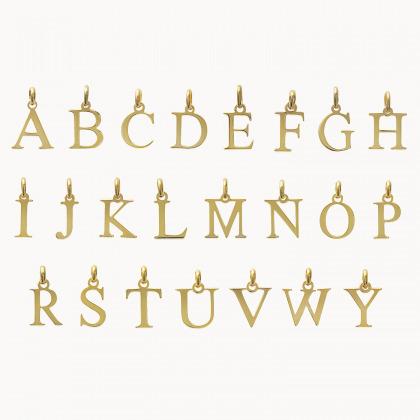 Charm Alphabet
