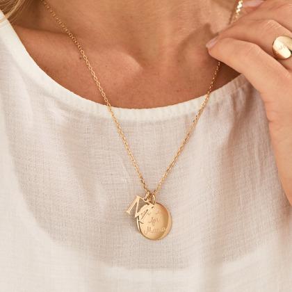 The Alphabet Necklace