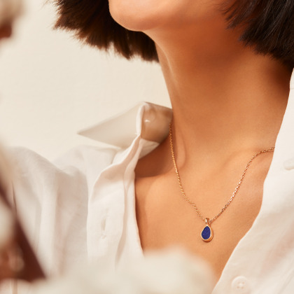 The Kindred Organic Pendant