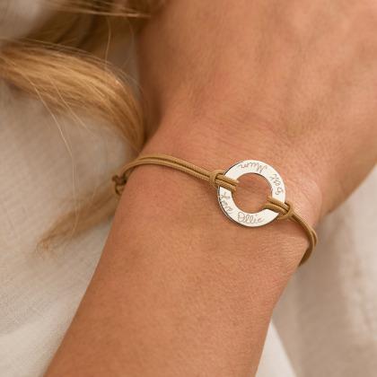 Bracelet personnalisé Eternity