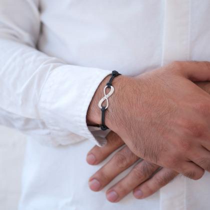 Bracelet personnalisé Infinity