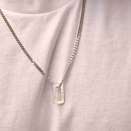 Personalized Connection Necklace