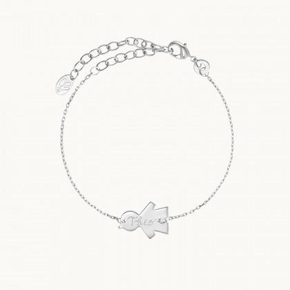 Bracelet Petit Garçon sur chaîne personnalisé