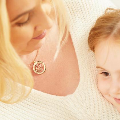 Collana personalizzata Albero della Vita