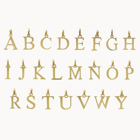 pendente personalizzato mamma acquista un pendente alfabeto placcato oro giallo merci maman