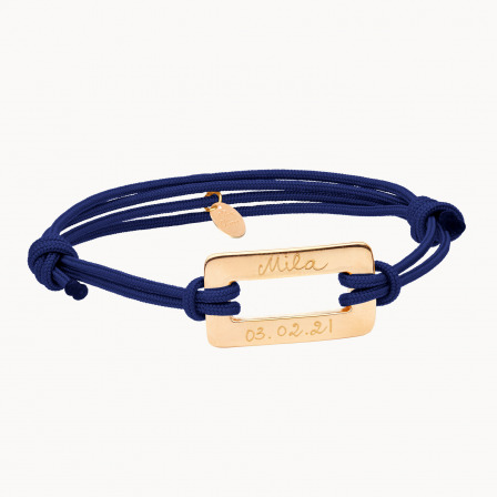 The Connection Bracelet -18K Gold Plated