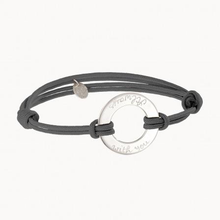 Personalised Eternity Bracelet-925 Sterling Silver
