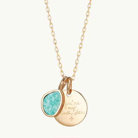 The Kindred Small Organic Necklace