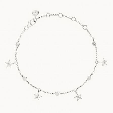 Marica x Merci Maman Star Bracelet -925 Sterling Silver