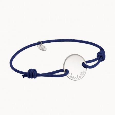 Personalised Pastille Bracelet-925 Sterling Silver
