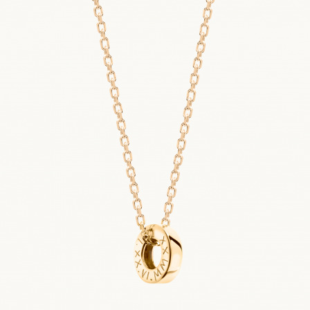 Unity Necklace-18K Gold Plated